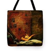 The Bookshelf Tote Bag