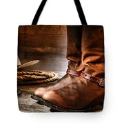 The Boots Tote Bag