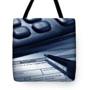 The Borrower  Tote Bag