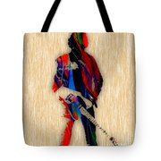 The Boss Bruce Springsteen Tote Bag