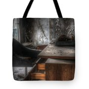 The Boss's Chair  Tote Bag