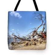 The Bottle Tree Tote Bag