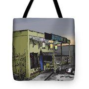 The Bottletree Cafe Tote Bag