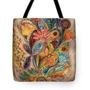 The Bouquet Of Life Tote Bag