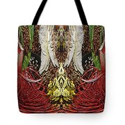 The Bouquet Unleashed 11 Tote Bag