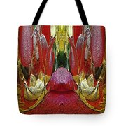 The Bouquet Unleashed 24 Tote Bag