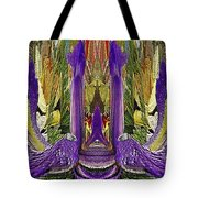 The Bouquet Unleashed 32 Tote Bag