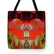 The Bouquet Unleashed 4 Tote Bag by Tim Allen