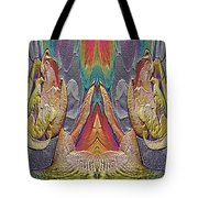 The Bouquet Unleashed 41 Tote Bag