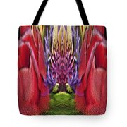The Bouquet Unleashed 42 Tote Bag