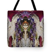 The Bouquet Unleashed 6 Tote Bag by Tim Allen