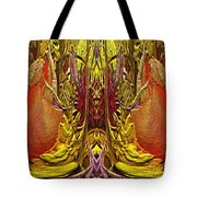 The Bouquet Unleashed 73 Tote Bag
