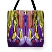 The Bouquet Unleashed 82 Tote Bag