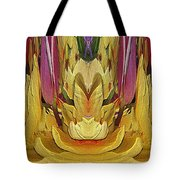 The Bouquet Unleashed 84 Tote Bag