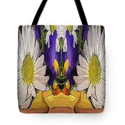 The Bouquet Unleashed 90 Tote Bag