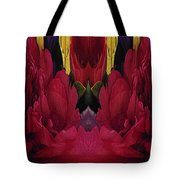 The Bouquet Unleashed 91 Tote Bag