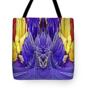 The Bouquet Unleashed 98 Tote Bag
