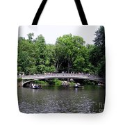 The Bow Bridge Tote Bag