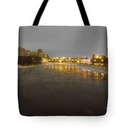 The Bow River Tote Bag