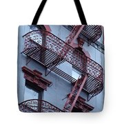 The Bowery Blues Tote Bag