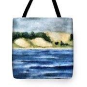 The Bowl - Dunes Study Tote Bag
