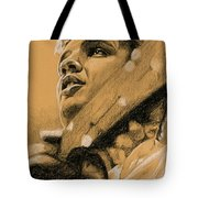 The Boy From Tupelo Tote Bag