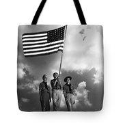 The Boy Scouts Tote Bag