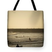 The Boys Of Summer Tote Bag