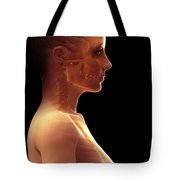 The Brain Female Tote Bag