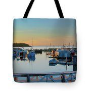 The Break Of A New Day... Tote Bag