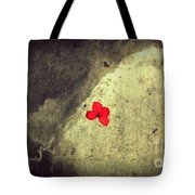 The Breathing Reddish Tote Bag