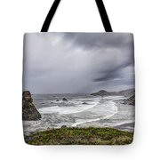 The Brewing Storm Tote Bag