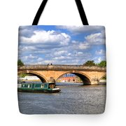 The Bridge At Henley-on-thames Tote Bag