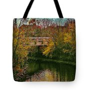 The Bridge Between Heaven And Earth Tote Bag