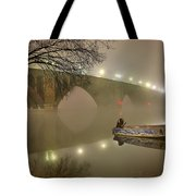 The Bridge To Nowhere Tote Bag