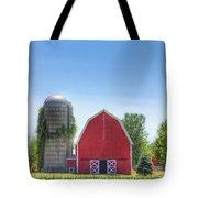The Bright Farm Tote Bag