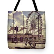The Brighton Wheel Tote Bag