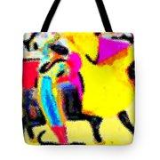 The Brilliance In Bullfighting Tote Bag