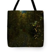 The Brilliance Of The Corn Moon Tote Bag