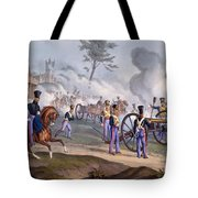 The British Royal Horse Artillery - Tote Bag by English School