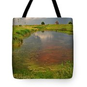The Brittany Countryside Tote Bag