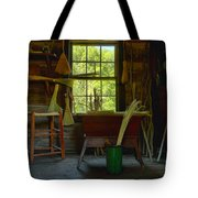 The Broom Room Tote Bag
