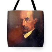 The Brother Of The Painter Tote Bag
