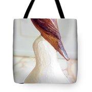 The Brown Bird Tote Bag