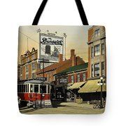 The Brunswick 1916 Tote Bag