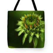 The Bud Is Prettier Than The Bloom Tote Bag