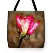 The Bud Tote Bag by Robert Bales