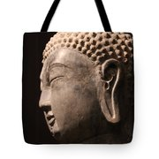 The Buddha 2 Tote Bag