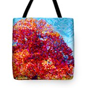 The Buddha Tree Tote Bag