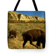 The Buffalo Dance Tote Bag